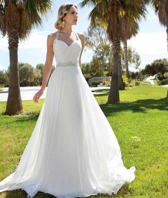 Самые красивые свадебные платья фото18