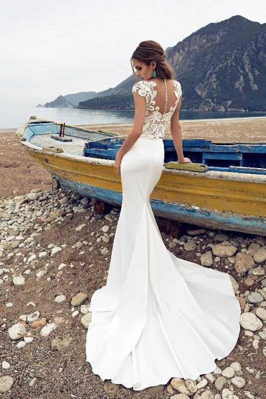 Самые красивые свадебные платья фото19