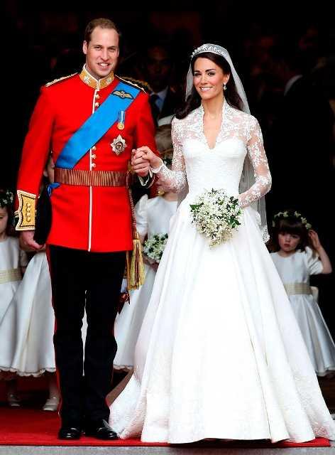 Самые красивые свадебные платья фото3
