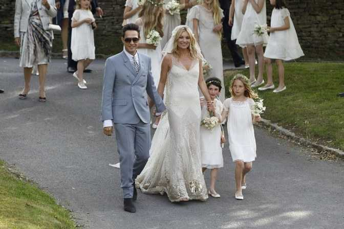 Самые красивые свадебные платья фото4