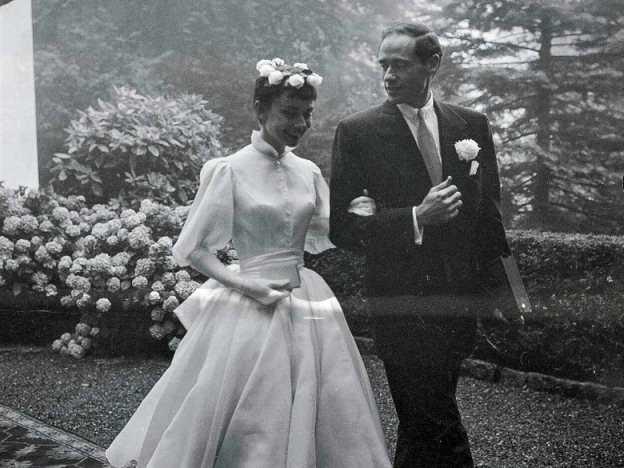 Самые красивые свадебные платья фото6