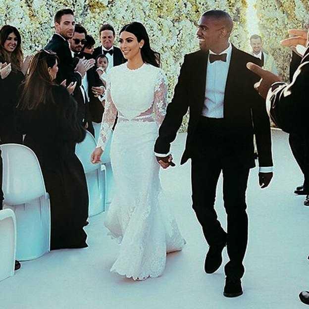 Самые красивые свадебные платья фото7