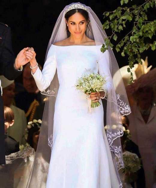 Самые красивые свадебные платья фото8