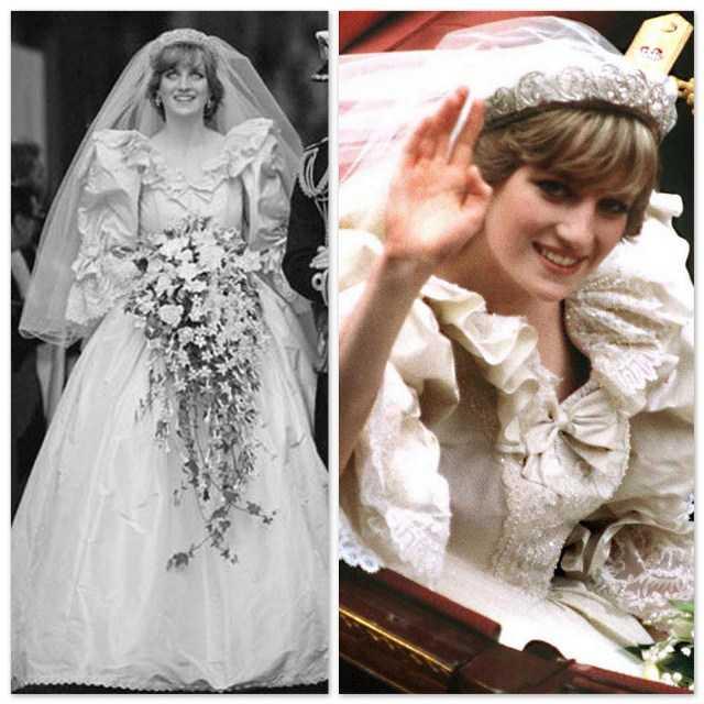 Самые красивые свадебные платья фото10