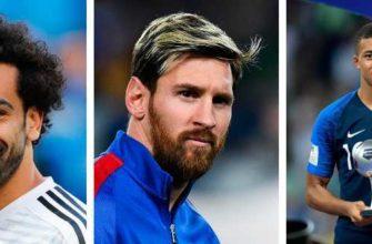 самые дорогие футболисты мира 2019