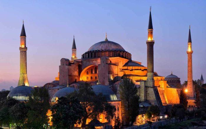 Красивые места Турции фото2