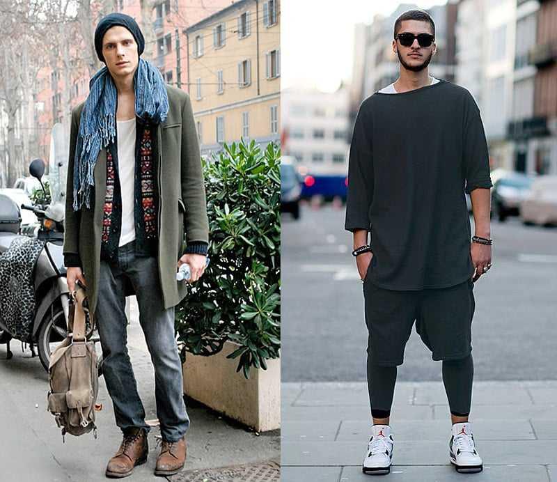 Какие бывают стили в одежде10