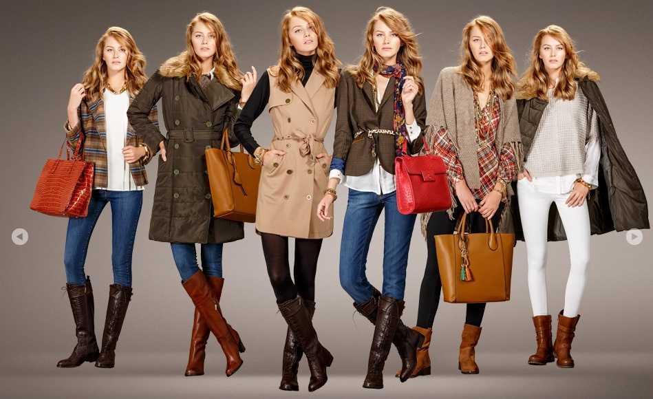 Какие бывают стили в одежде4