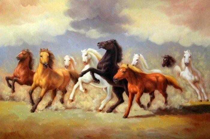 художественные стили в живописи