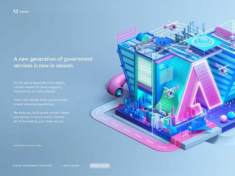 Современный дизайн сайта10