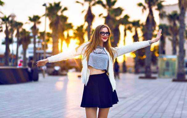 Американский стиль одежды подростков4