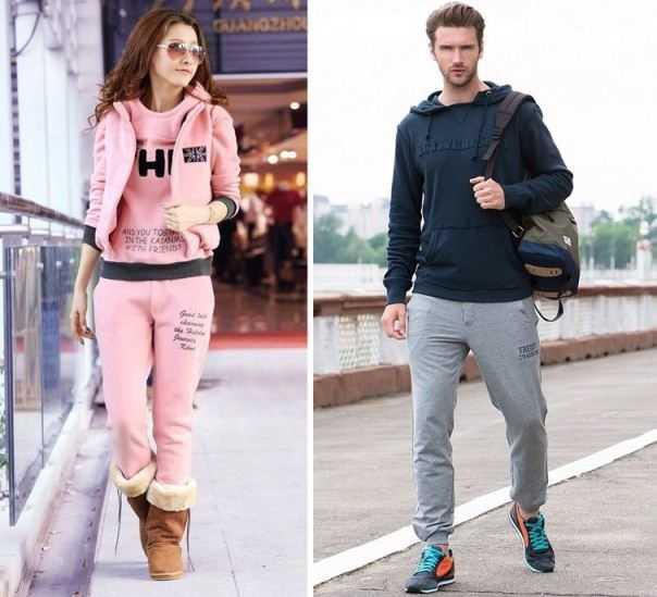 Американский стиль одежды подростков6