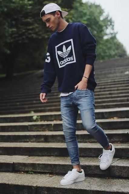 Американский стиль одежды подростков8