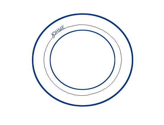 как сделать надпись по кругу в фотошопе14