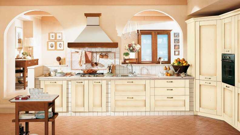 какие бывают стили кухни1