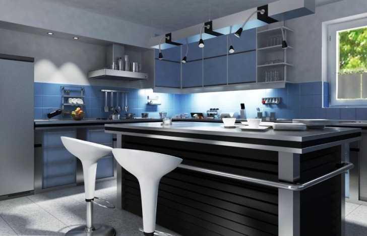 какие бывают стили кухни5