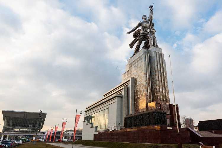 какие места посетить в москве1