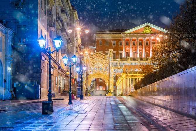 Какие места посетить в Москве14