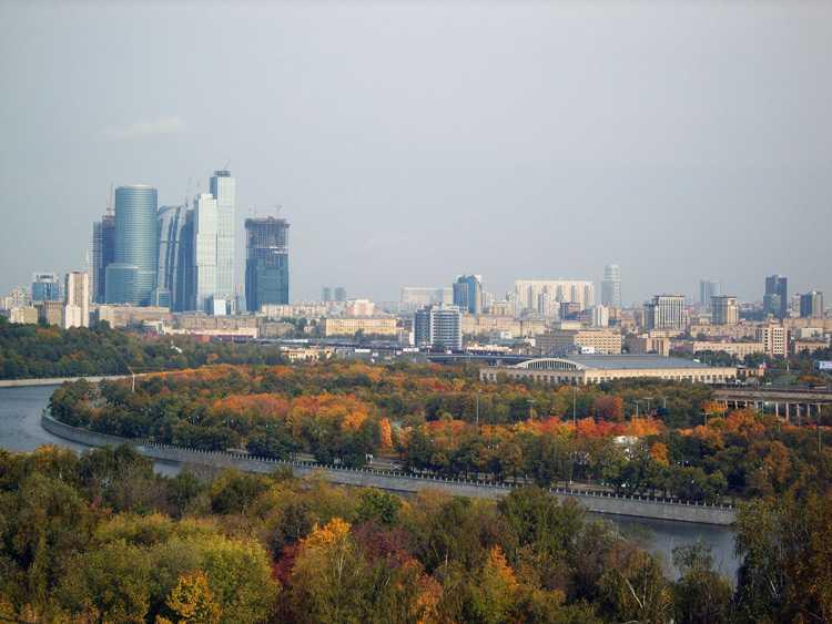 Какие места посетить в Москве18
