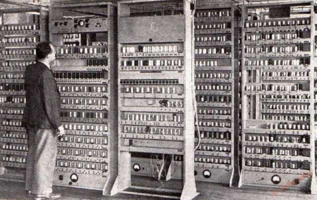История развития компьютера2