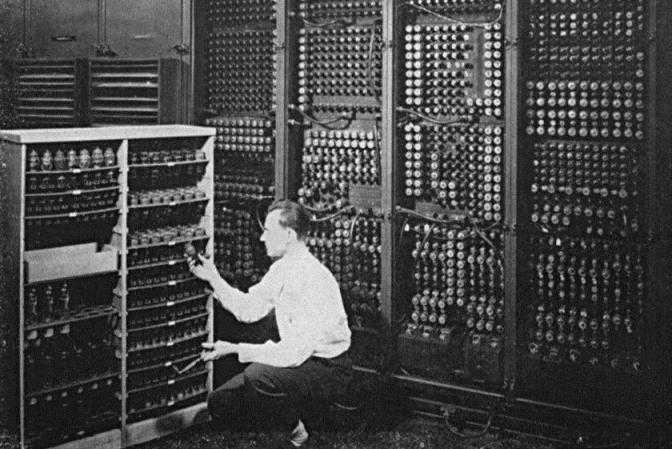 История развития компьютера4