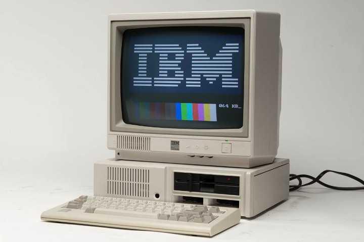 История развития компьютера7