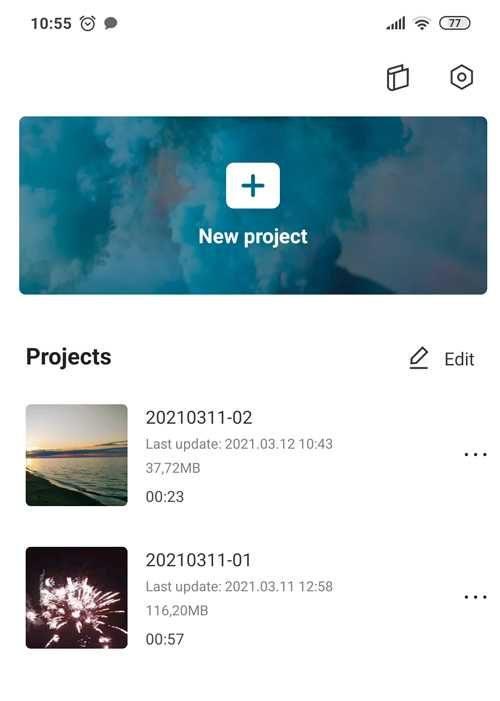 Как пользоваться приложением Capcut1