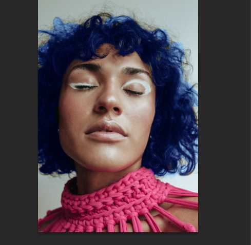 Как изменять цвет волос в фотошопе10