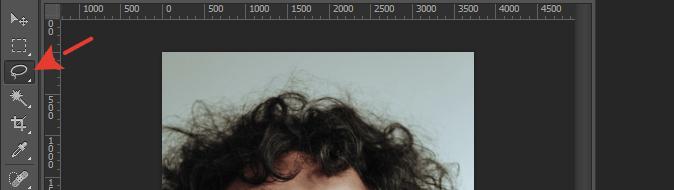Как изменять цвет волос в фотошопе2