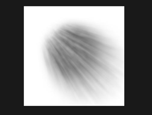 Как сделать лучи света в фотошопе13