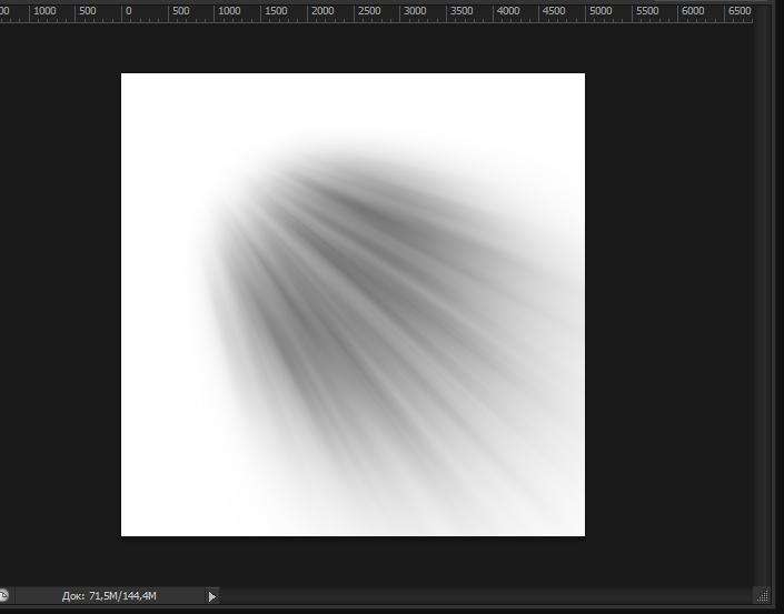 Как сделать лучи света в фотошопе17