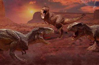 Какие бывают динозавры0