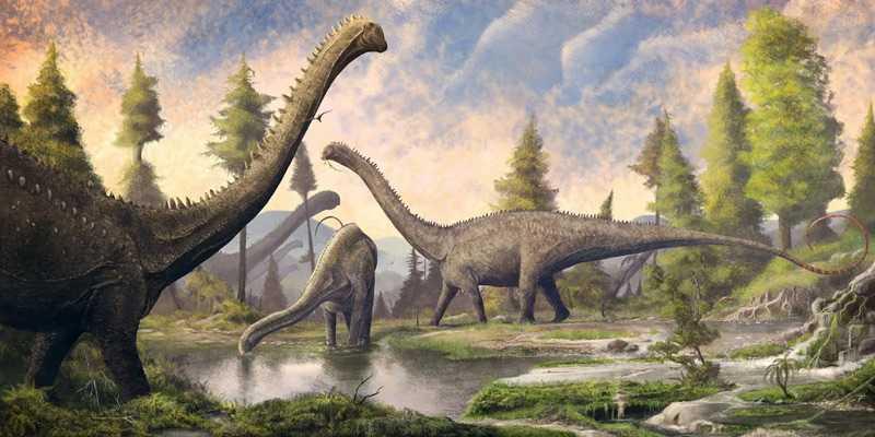 Какие бывают динозавры14
