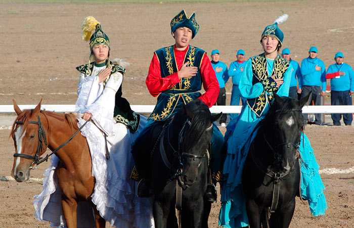 Культура казахстана кратко12