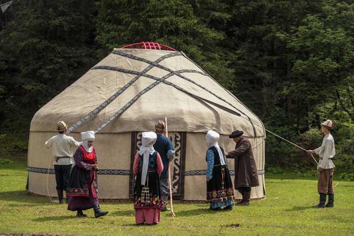 Культура казахстана кратко5