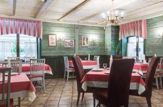 Самые лучшие рестораны Москвы0
