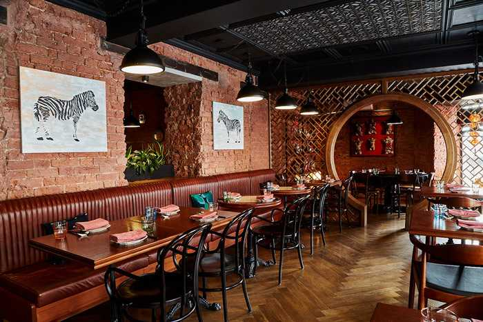 Самые лучшие рестораны Москвы10