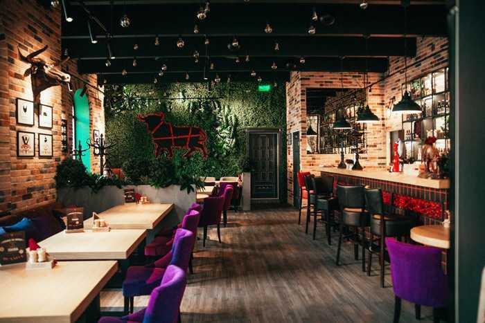 Самые лучшие рестораны Москвы13