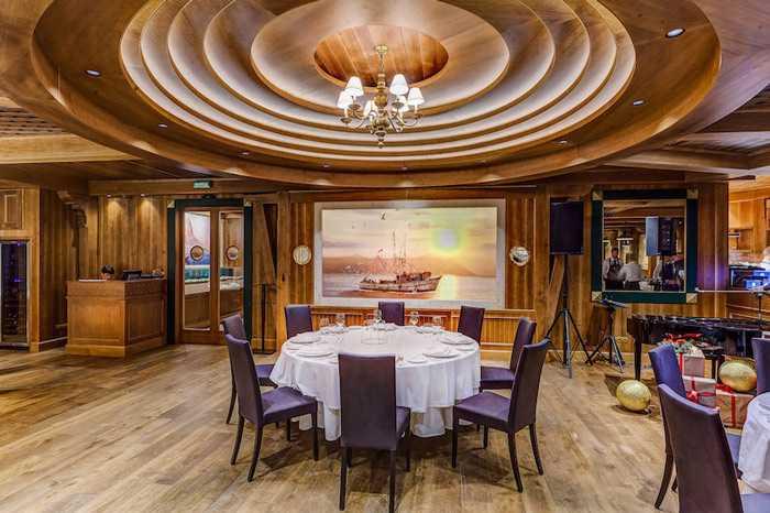 Самые лучшие рестораны Москвы14
