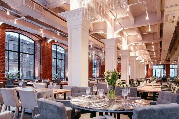 Самые лучшие рестораны Москвы3