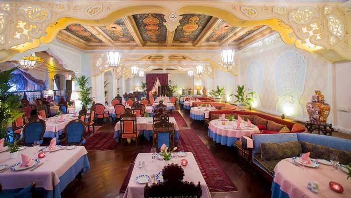 Самые лучшие рестораны Москвы6