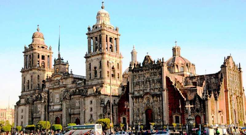 Достопримечательности Мексики фото1