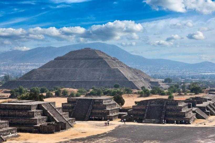 Достопримечательности Мексики фото6