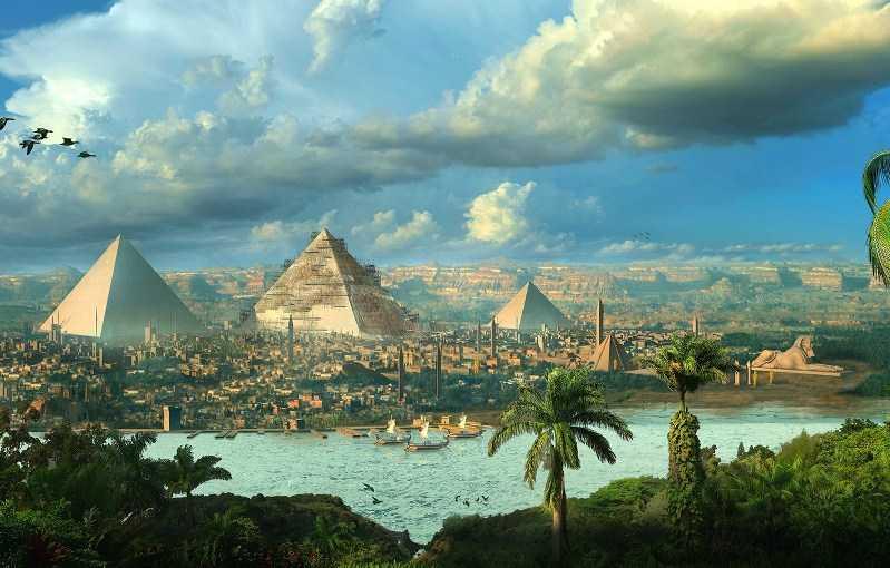 История Египта кратко1
