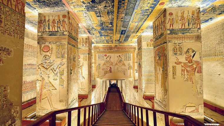 История Египта кратко9