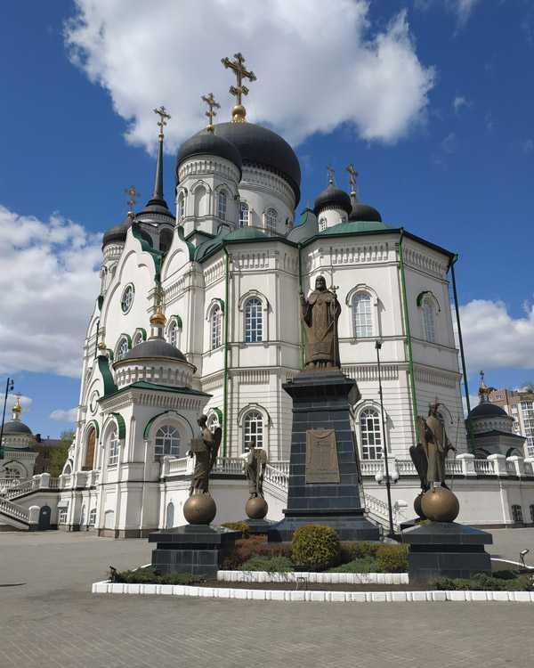 Красивые места Воронежа19