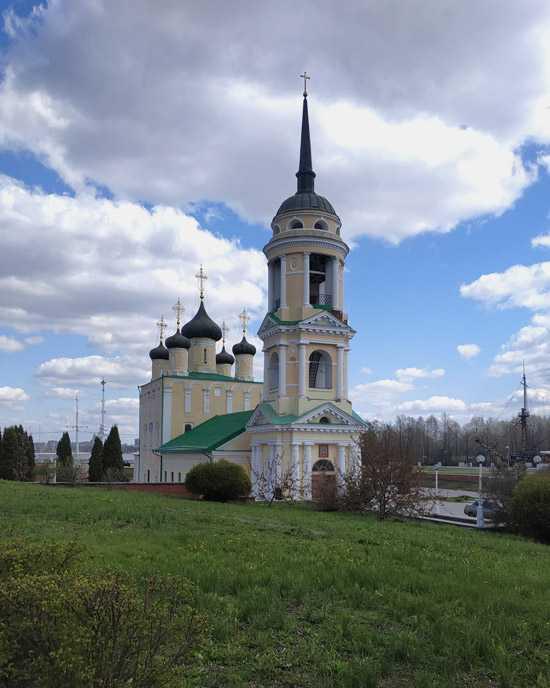 Красивые места Воронежа20