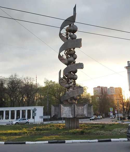 Красивые места Воронежа5