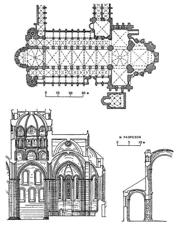 Романский стиль в архитектуре примеры4