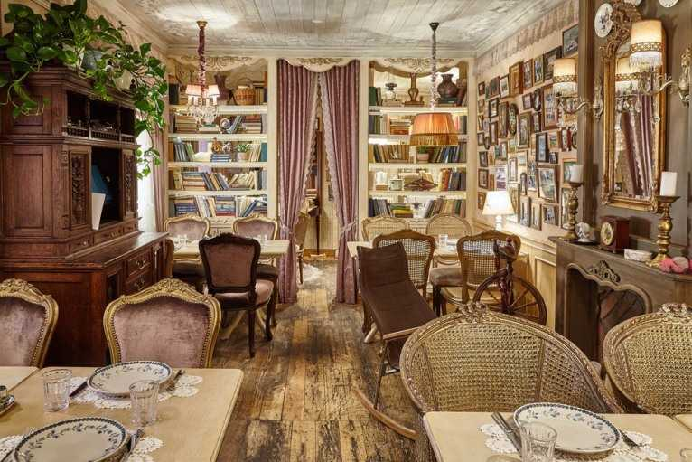 Самые лучшие рестораны Санкт-Петербурга1